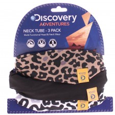 Oxford DANW100 Discovery Adv Neck Tubes Leopard