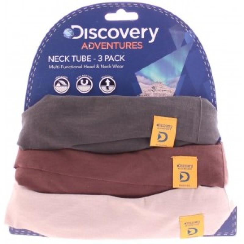 Oxford DANW115 Discovery Adv Neck Tubes Kha/Brwn/Taup
