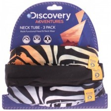 Oxford DANW102 Discovery Adv Neck Tubes Tiger