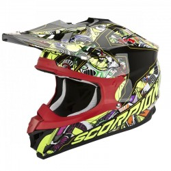 Scorpion VX-15 EVO AIR Vector Off-Road Motorcycle Helmet