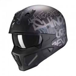 Scorpion Covert-X Wall Modular Motorcycle Helmet