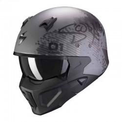 Scorpion Covert-X Xborg Modular Motorcycle Helmet