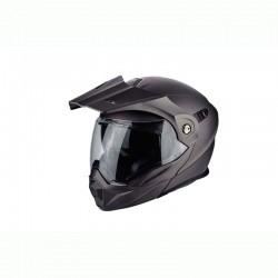 Scorpion SCO EXO-84-100 ADX-1 Solid Dual Sport Motorcycle Helmet