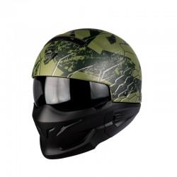 Scorpion Exo Combat Ratnik Modular Motorcycle Helmet