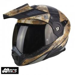 Scorpion ADX-1 Battleflage Dual Motorcycle Helmet