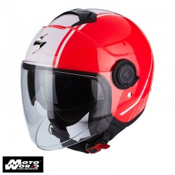 Scorpion EXO City Avenue Motorcycle Helmet