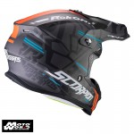 Scorpion EXO VX16 Air Rok Replica II Off Road Motorcycle Helmet
