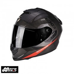 Scorpion EXO 1400 Air Carbon Pure Motorcycle Helmet