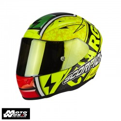 Scorpion Evo 2000 Air Bautista Replica lII Motorcycle Helmet
