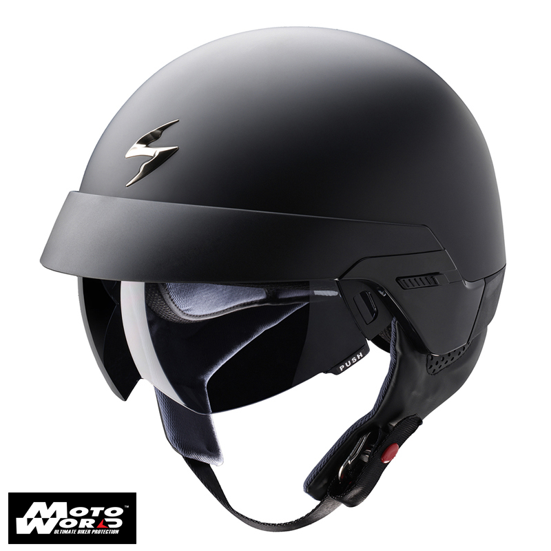Scorpion EXO-08-023-10 100 Scorpion Matt Black