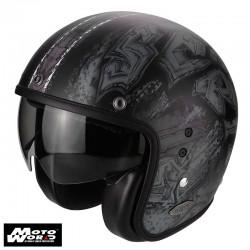 Scorpion Belfast Urbex Classic Motorcycle Helmet