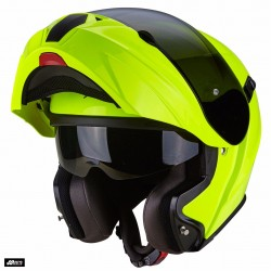 Scorpion EXO-920 Helmet Satellite Chin Bar Yellow Fluo