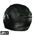 Scorpion EXO-1200 AIR Fulmen B-Cameleon Matt-Black-Argent Motorcycle Helmet
