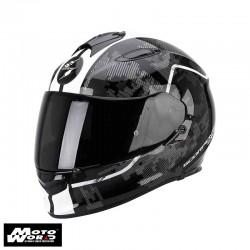 Scorpion EXO-510 AIR Guard Black-White Motorcycle Helmet