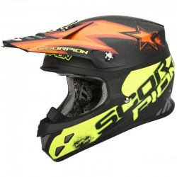 Scorpion VX-20 Magnus Off-Road Motorcycle Helmet