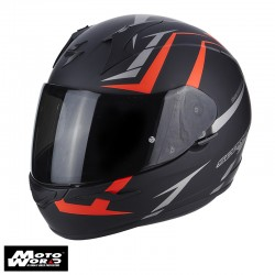 Scorpion EXO 390 Hawk Motorcycle Helmet