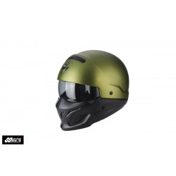 Scorpion EXO-Combat Streetfighter Motorcycle Helmet