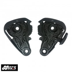 Scorpion 99-928-01 EXO 2000 EVO AIR 710 Helmet Shield Gear Plate Set