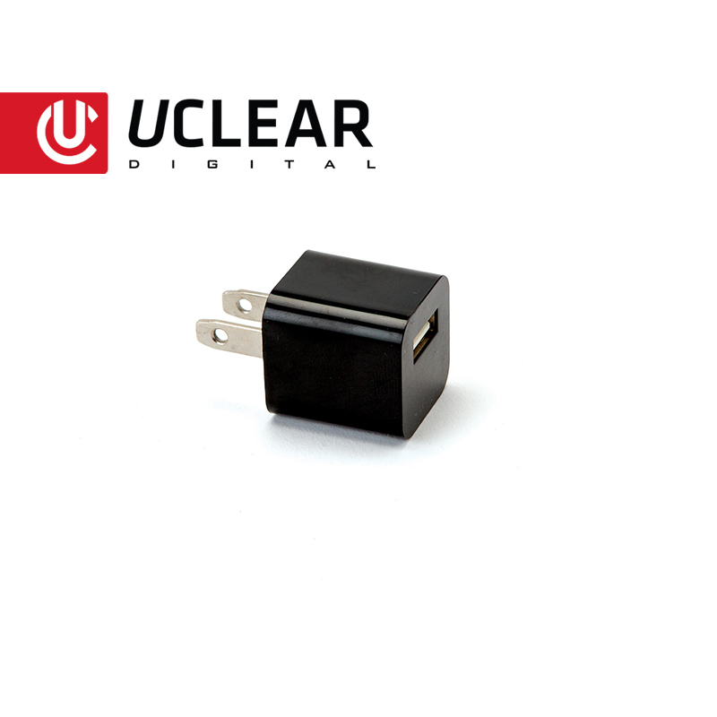 U CLEAR AC ADAPTOR AC Wall Charger - For Bluetooth Helmet Audio Systems