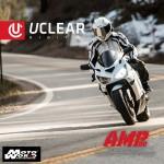 U CLEAR AMP Go Bluetooth Helmet Audio System