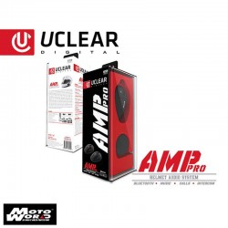 U CLEAR AMP PRO AMP Pro Bluetooth Helmet Audio System