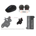 U CLEAR AMP 100 Helmet Bluetooth Communication System