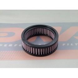 "DNA RHDSS01/52 High Performance Air Filter for Harley Davidson S&S ""D"" Teardrop"" Housing"