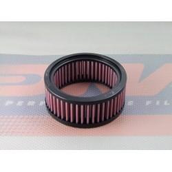 DNA RHDSS01/64 High Performance Air Filter for Harley Davidson S&S E&G Teardrop Housing