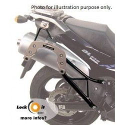 Krauser 4004039111 Lock It for Yamaha FZ8 Fazer From 2010