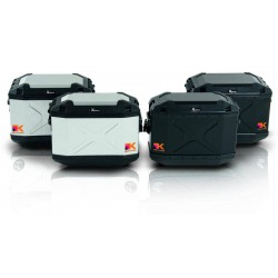 Krauser 9140000 Alubox Xplorer 40L