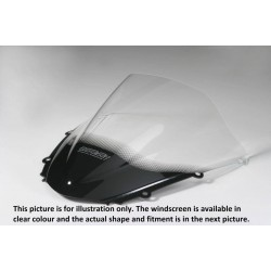 "MRA Racing Windscreen ""R"" CBR1000RR 12 Clear"