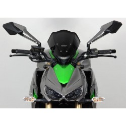 "MRA Racing Windscreen ""NS"" Z1000 14 Black"