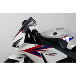 "MRA Racing Windscreen ""R"" CBR1000RR 12 Smoke Grey"