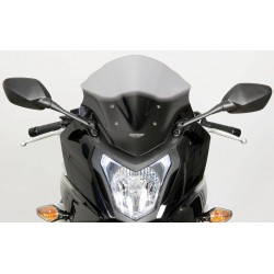 "MRA Racing Windscreen ""R"" CBR650F 14 Smoke Grey"