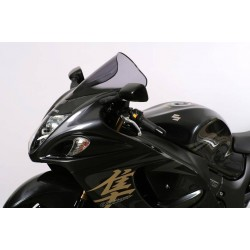 "MRA Racing Windscreen ""R"" GSXR1300 Hayabusa 08-14 Smoke Grey"