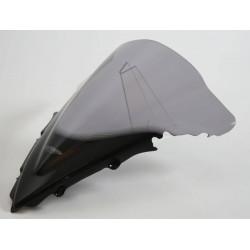 """MRA R1 Z250/Z300 13-15 MRA Racing Windscreen """"R"""" Z250 13 Smoke Grey"""