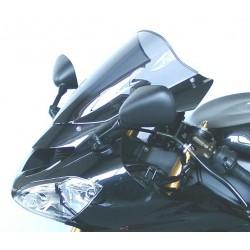 MRA Racing Windscreen ZX10R 04-05/Z750S 05 Smoke Grey
