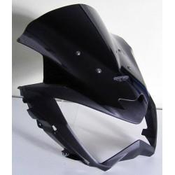 "MRA S1 YZFR6 06-07 MRA Spoiler Windscreen ""S"" YZFR6 06-07 Smoke"