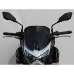 """MRA Spoiler Windscreen """"S"""" Z800 13-15 Black"""