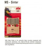 SBS 202MS Front Sinter Brake Pad for Vespa PX200