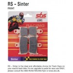 SBS 788RS Front Racing Sinter Brake Pad for Suzuki GSXR1000 03