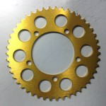 XAM A6304 Rear Sprocket for Suzuki GSXR1300 Hayabusa 08