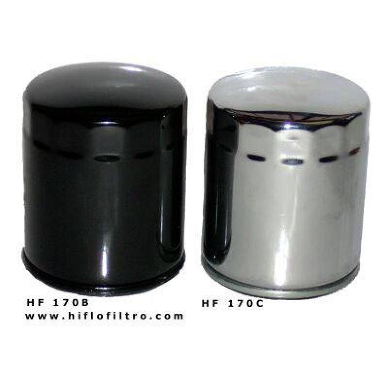 Hiflo Oil Filter HF 170 for Harley Davidson