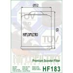 Hiflo Oil Filter HF 183 for Vespa