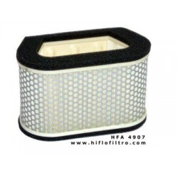 Hiflo Air Filter HF A4907 for Yamaha YZFR1 1998-2001
