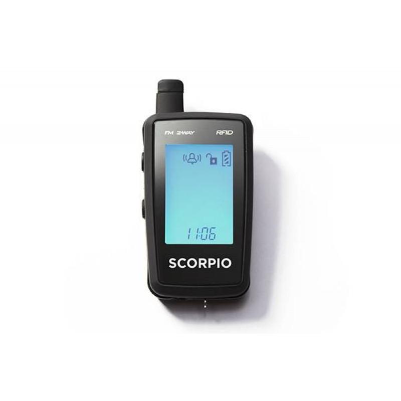Scorpio TRS 9 SR i900 Remote